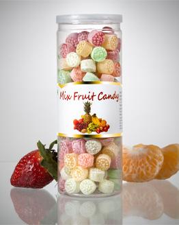 Shadani Mix Fruit Candy Can