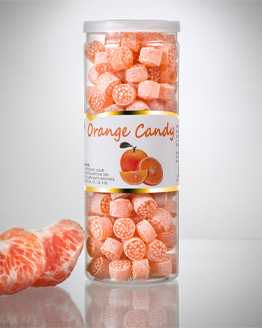 Shadani Orange Candy Can