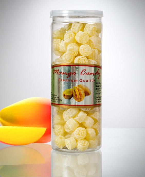 Shadani Mango Candy Can