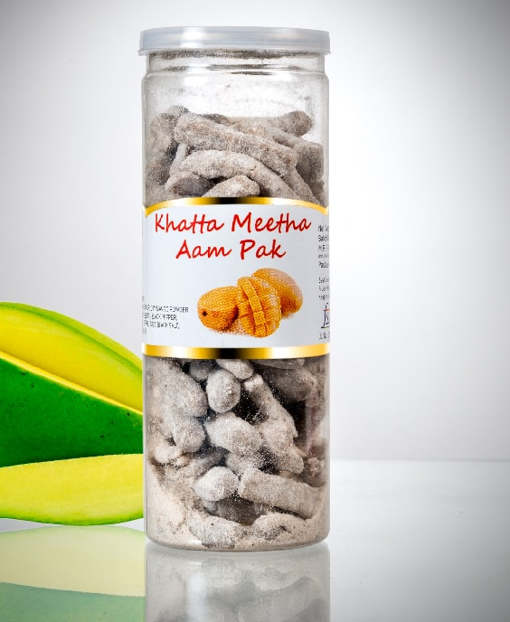 Shadani Khatta Meetha Aam Pak Can