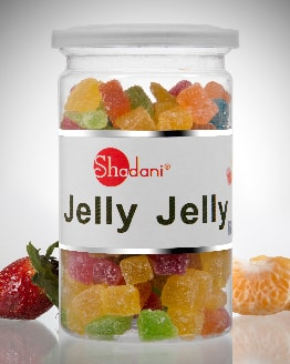 Shadani Jelly Jelly Candy Can