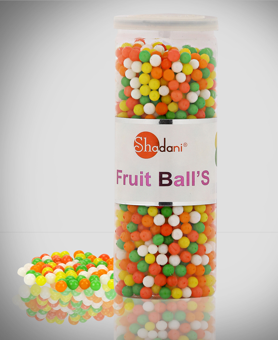 Shadani Fruit Ball's Can