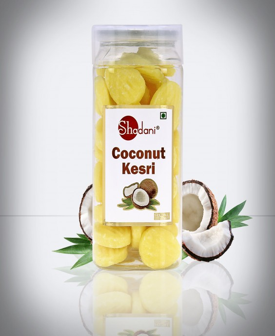 Shadani Coconut Kesri Can