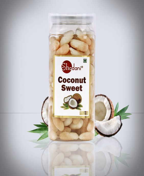 Shadani Coconut Sweets Can