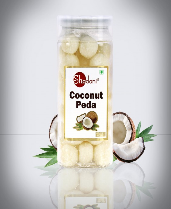 Shadani Coconut Peda Can
