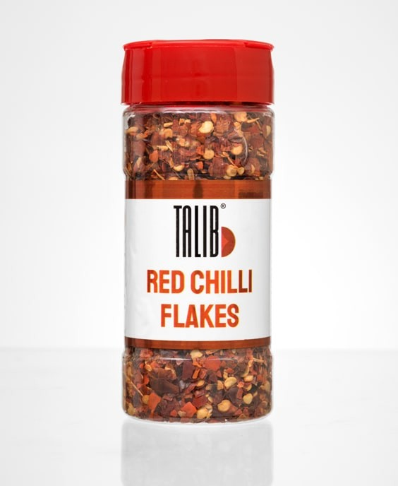 Talib Red Chilli Flakes