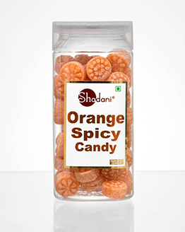 Shadani Orange Spicy Candy