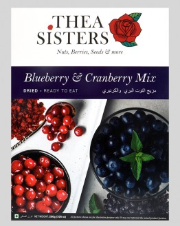 Thea Sisters Blueberry & Cranberry Mix