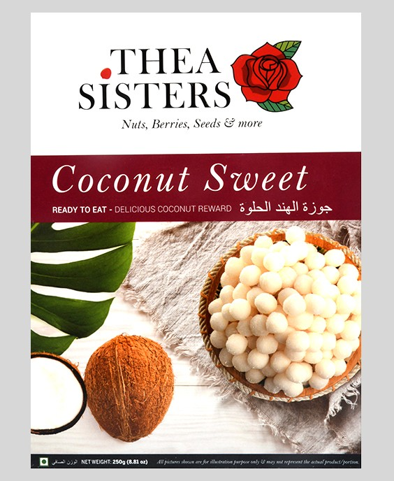 Thea Sisters Coconut Sweet