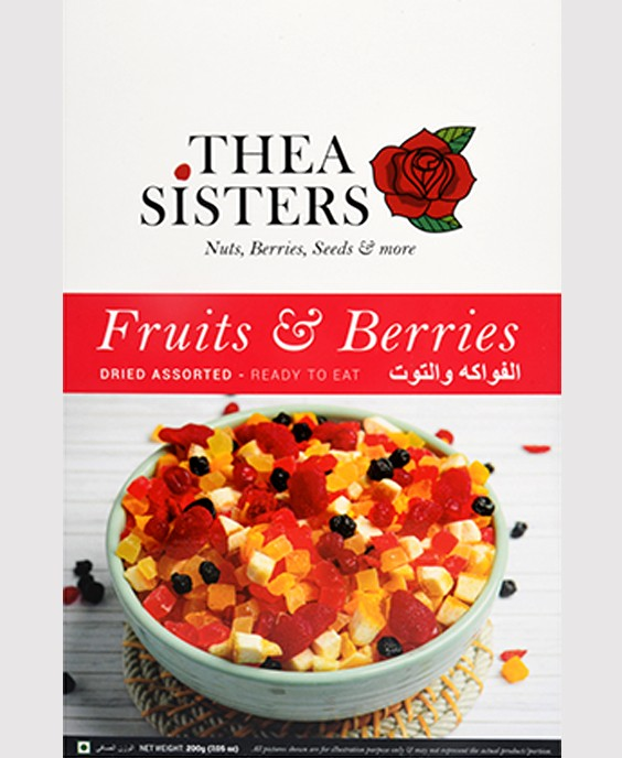 Thea Sisters Fruits & Berries