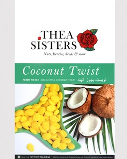 Thea Sisters Coconut Twist
