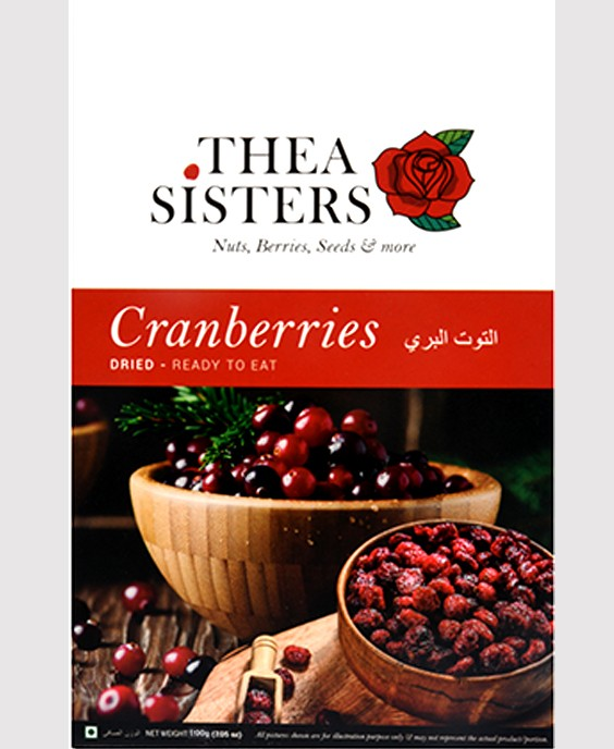Thea Sisters Cranberries