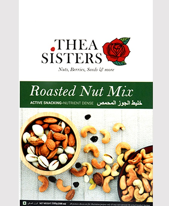 Thea Sisters Roasted Nut Mix